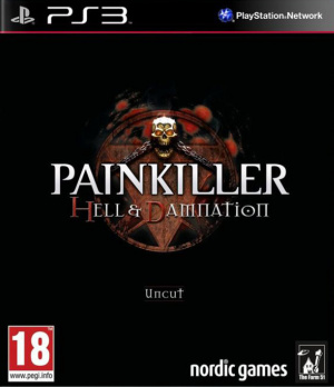 Painkiller Hell & Damnation sur PS3