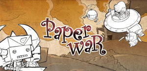 Paper War sur Android