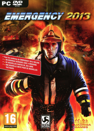 Emergency 2013 sur PC