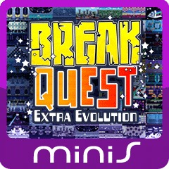 BreakQuest : Extra Evolution sur PSP