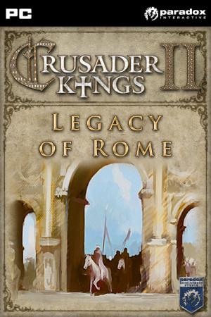 Crusader Kings II : Legacy of Rome sur PC