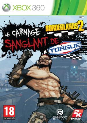 Borderlands 2 : Le Carnage Sanglant de M. Torgue sur 360