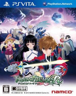 Tales of Hearts R sur Vita