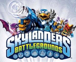 Skylanders : Battlegrounds sur iOS