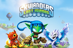 Skylanders : Lost Islands sur iOS
