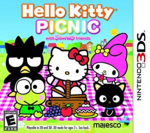 Hello Kitty Picnic sur 3DS