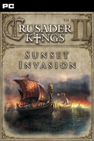 Crusader Kings II : Sunset Invasion sur PC