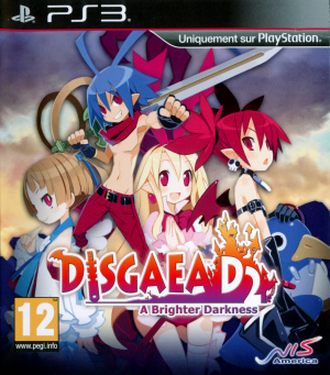 Disgaea D2 : A Brighter Darkness sur PS3