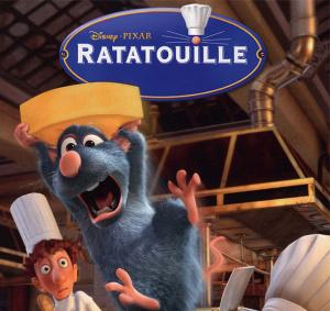 Ratatouille sur Vita