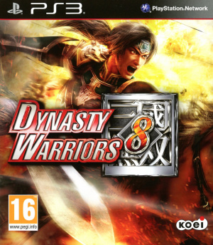 Dynasty Warriors 8 sur PS3