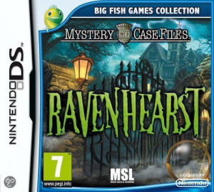 Mystery Case Files : Ravenhearst sur DS