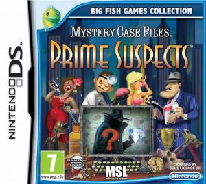 Mystery Case Files : Prime Suspects sur DS