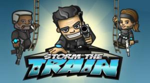 Storm the Train sur iOS