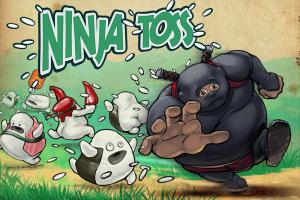 Ninja Toss sur iOS