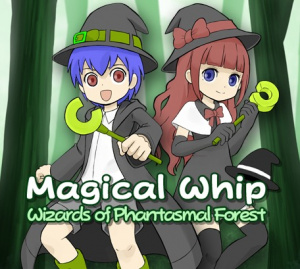 Magical Whip sur 3DS