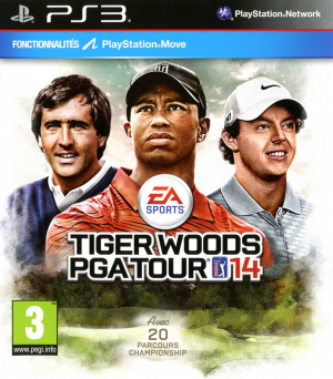 Tiger Woods PGA Tour 14 sur PS3