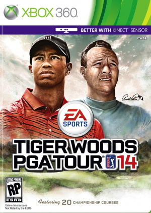 Tiger Woods PGA Tour 14 sur 360
