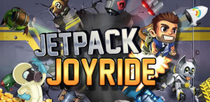 Jetpack Joyride sur PSP