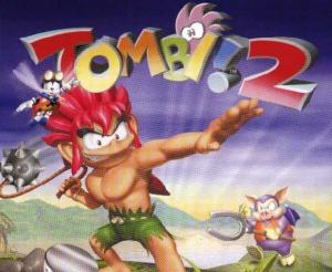 Tombi! 2 sur PSP