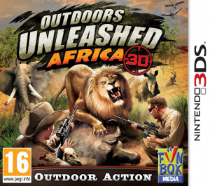 Outdoors Unleashed : Africa 3D sur 3DS