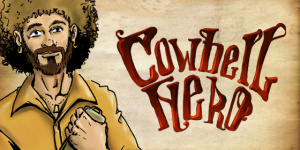 Cowbell Hero sur iOS
