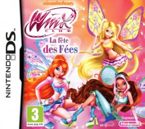 Winx Club : La Fête des Fées sur DS