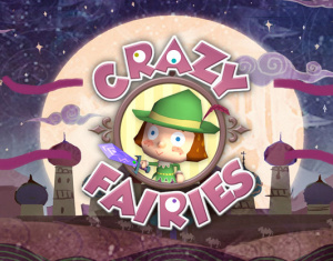 Crazy Fairies sur Web