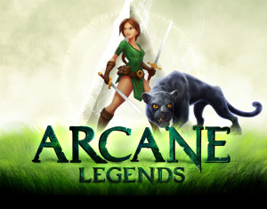 Arcane Legends sur Android