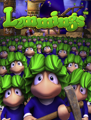 Lemmings sur Vita