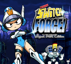 Mighty Switch Force ! Hyper Drive Edition sur WiiU