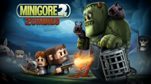 Minigore 2 : Zombies sur iOS