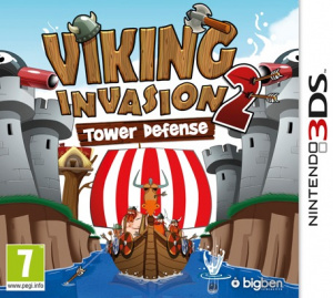 Viking Invasion 2 - Tower Defense sur 3DS