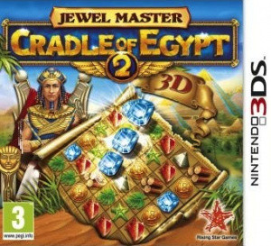 Jewel Master : Cradle of Egypt 2 3D [CIA]