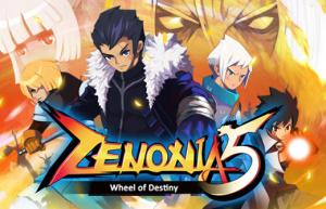 Zenonia 5 : Wheel of Destiny sur Android
