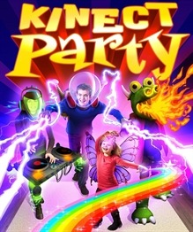 Kinect Party sur 360