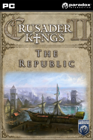 Crusader Kings II : The Republic sur PC