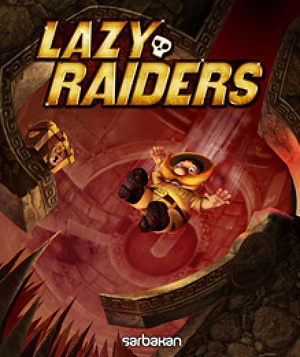 Lazy Raiders sur iOS