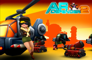 AR Defender 2 sur Android