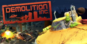 Demolition Inc. sur PS3