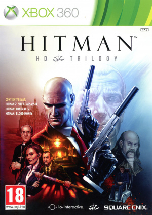 Hitman : HD Trilogy sur 360