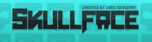SkullFace sur Web