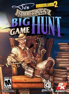 Borderlands 2 : La Chasse au Gros Gibier de Sir Hammerlock sur PS3