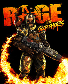 Rage : The Scorchers sur 360