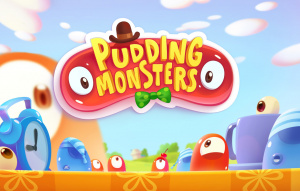 Pudding Monsters sur Android