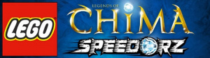 LEGO Legends of Chima : Speedorz sur Web