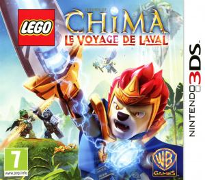 LEGO Legends of Chima : Le Voyage de Laval sur 3DS