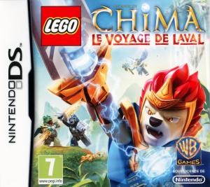 LEGO Legends of Chima : Le Voyage de Laval sur DS