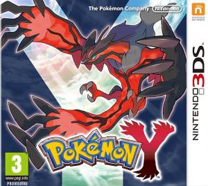 Jaquette de Pokémon Y