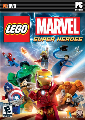 LEGO Marvel Super Heroes sur PC