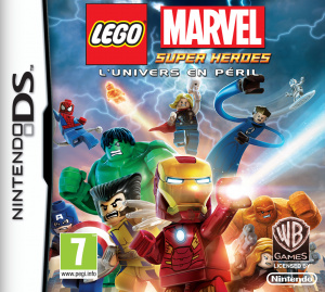LEGO Marvel Super Heroes : L'Univers en Péril sur DS